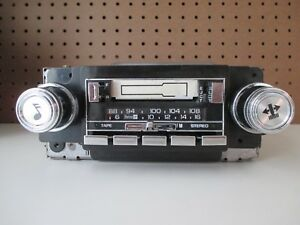 Chevy Am fm Delco Radio Cassette For 78 87 Gm Car trucks 16020161