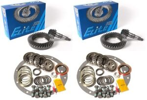 93 97 F250 Ford 10 25 Dana 50 3 73 Ring And Pinion Timken Master Elite Gear Pkg