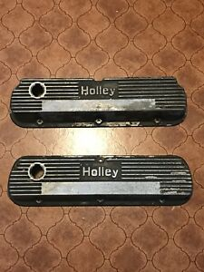 Holley Small Block Ford Valve Cover 140r 55b