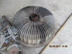 1955 Ford Air Cooled Automatic Torque Converter 272 292 312 Parts Fairlane Tbird