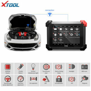 Xtool Ps90 Obd2 Immo Auto Diagnostic Tool With Key Programmer odometer Dpf Epb