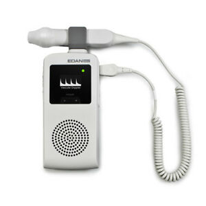 Edan Sd3 Vascular Doppler 4mhz 5mhz Or 8mhz Probe New Generation Of Sonotrax