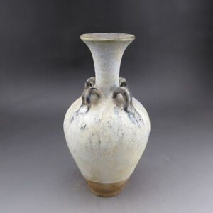 Chinese Porcelain Noble Collection Jie Among Porcelain Jun Porcelain Vase D0117