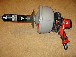 Ridgid 115 v K 45af Drain Cleaner W c 1 5 16 Inner Core Cable