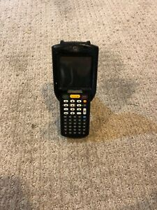Motorola Symbol Mc3190 48 key Mobile Barcode Scanner Charger Not Included
