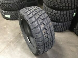 4 New 35 12 50 20 Pinnacle Atheon Mt X Mud 1250r20 R20 1250r Tires 10ply Tires