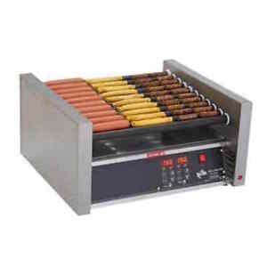 New Star 45sce Grill max Pro Digital 45 Hot Dog Roller Grill Sale 50 Off