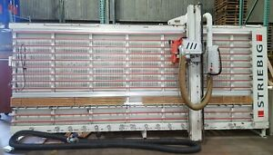 2004 Striebig Compact 5207 Vertical Panel Saw