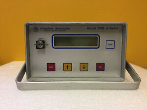 Hach Orbisphere 3600 111 e Model 3600 Oxygen Analyzer Sensor Tested
