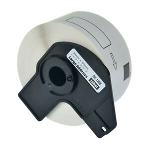 30 Roll Dk1208 Address Labels W Frame For Brother Ql 500 550 570 720nw 700 1050