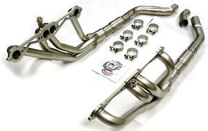 Maximizer Stainless Long Tube Header For 92 96 Chevrolet Corvette C4 Lt1 lt4