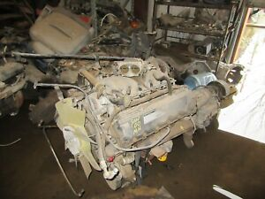 1999 99 Ford F550sd 6 8l V10 Motor Engine Complete Actual 39 248 Miles
