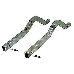 Competition Engineering Rear Frame Rail Kit 62 67 Chevy Ii