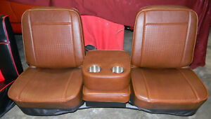 67 68 C10 Chevy Truck Seat Covers Upholstery Buddy Bucket