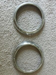 1949 1952 Ford Sedan Headlight Trim Ring Rim