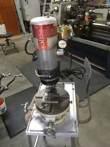 Dumore Series 20 Model 8261 Automatic Drill Press