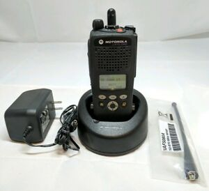 Motorola Xts2500 Model Ii 700 800mhz P25 9600 Digital Astro W Charger Tested