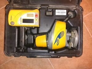 Spectra Precision Ll200 4 Laser Level In Case