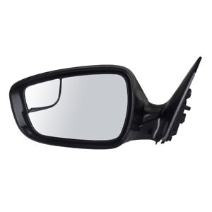 New Drivers Power Side Mirror Cover Heated Blind Spot Glass For 12 16 Veloster