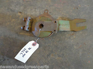 John Deere 1010 Rs Dual Lift Quadrant Base And Lever Parts M3563t M1809t