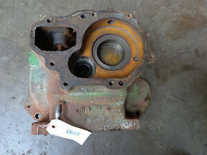John Deere 80 820 830 Pony Motor Transmission Clutch Housing R1760r