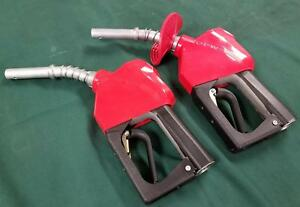 One New Opw Fuel gas oil water Nozzle Dispenser Two Available V