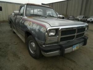 Engine 8 318 5 2l Vin Y 8th Digit Fits 92 93 Dakota 733545