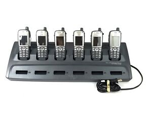 Lot Of 6 Cisco Cp 7921g a k9 Unified Wireless Ip Phone W Multi charger