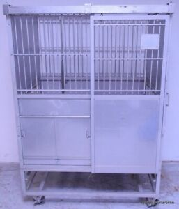 Pe f81951 Stainless Steel Animal Cage