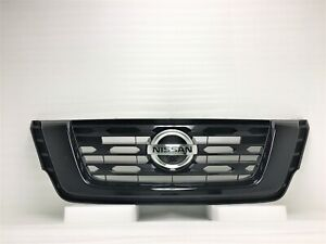 Nissan Pathfinder Grille With Emblem Camera Black 62310 9pf1b 2017 2018 1