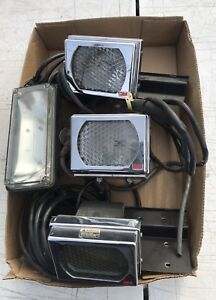 Whelen Traffic Clearing Strobe Light Set Special Security