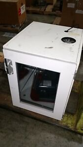 Welch 1400 Duo Seal Vacuum Pump With Enclosure Vacuum Oven Base