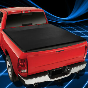 Soft Roll Up Tonneau Cover Assembly For 88 01 Chevy Gmc C K Truck 6 5 Short Bed