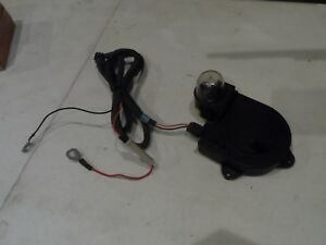 88 98 Chevy Gmc Truck Under Hood Retractable Trouble Light Harness Oe Gm Used