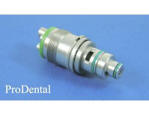 Star Brand 5 hole Fiber optic Dental Handpiece Coupler Prodental
