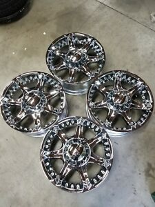 Set Of 4 New Devino Wheels Rims 20 Inch 8x165 10 Hummer H2