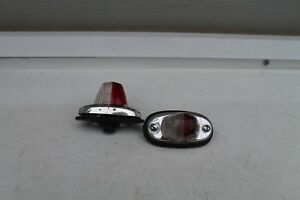 Antique Vintage Old 2pieces Car Turn Signal For Bmw Isetta