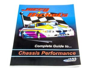 Chassis Engineering Book Jerry Bickels Chassis Book Each