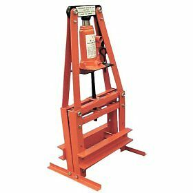 New 6 Ton A Frame Hydraulic Heavy Duty Bench Shop Press