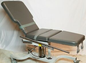 Biodex Deluxe Ultrasound Table Iv Tower 056 605