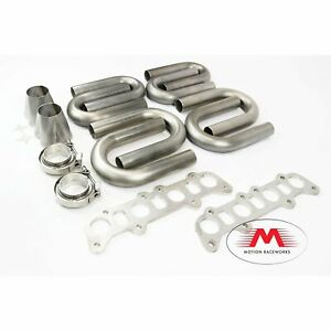 Coyote Ford 5 0 304 Stainless Turbo Header Build Kit