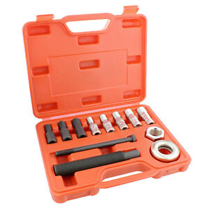Abn Harmonic Balancer Installer Kit 12 Piece Harmonic Damper Puller Set