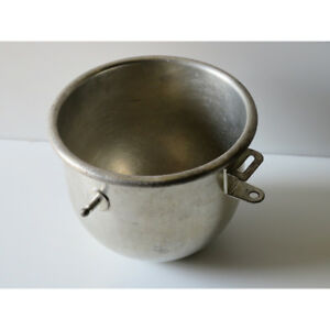 Hobart 00 295644 12 20 Quart Bowl To Fit A200 Mixer Used Great Condition