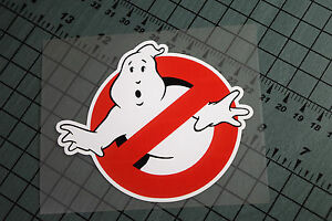 Ghost Busters Sticker Decal Vinyl Jdm Euro Drift Lowered Illest Fatlace