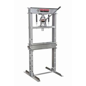 New 20 Ton Hydraulic Heavy Duty Floor Shop Press