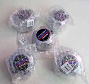 5 New American Racing Center Cap Snap in Dome Are 898028 Outlaw Ii Astro Gambler