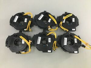 05 07 Jeep Grand Cherokee Commander Clockspring Spiral Cable Reel 05143319ac