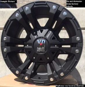 4 New 18 Wheels Rims For Ford F 350 2015 2016 2017 2018 Super Duty 1167