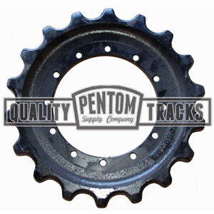Pentom John Deere 50c Zts Hitachi Ex50u Sprocket Part Number 2050708