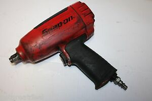 Snap On Mg725qlv 1 2 Drive Magnesium Housing Quiet Low Vib Air Impact Wrench